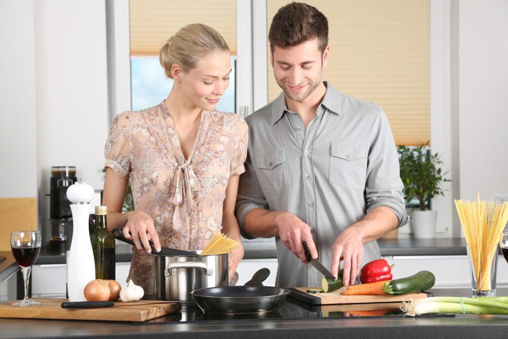 結婚できる女性は家事ができて家庭的