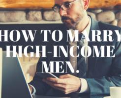 高収入男性と出会い結婚したい♡