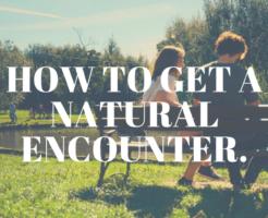 自然な出会いをゲットする方法