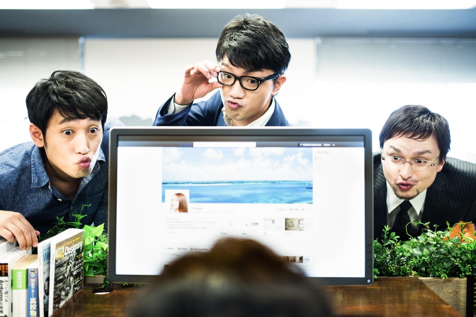 """""""仕事関係""""の出会いエピソード"""