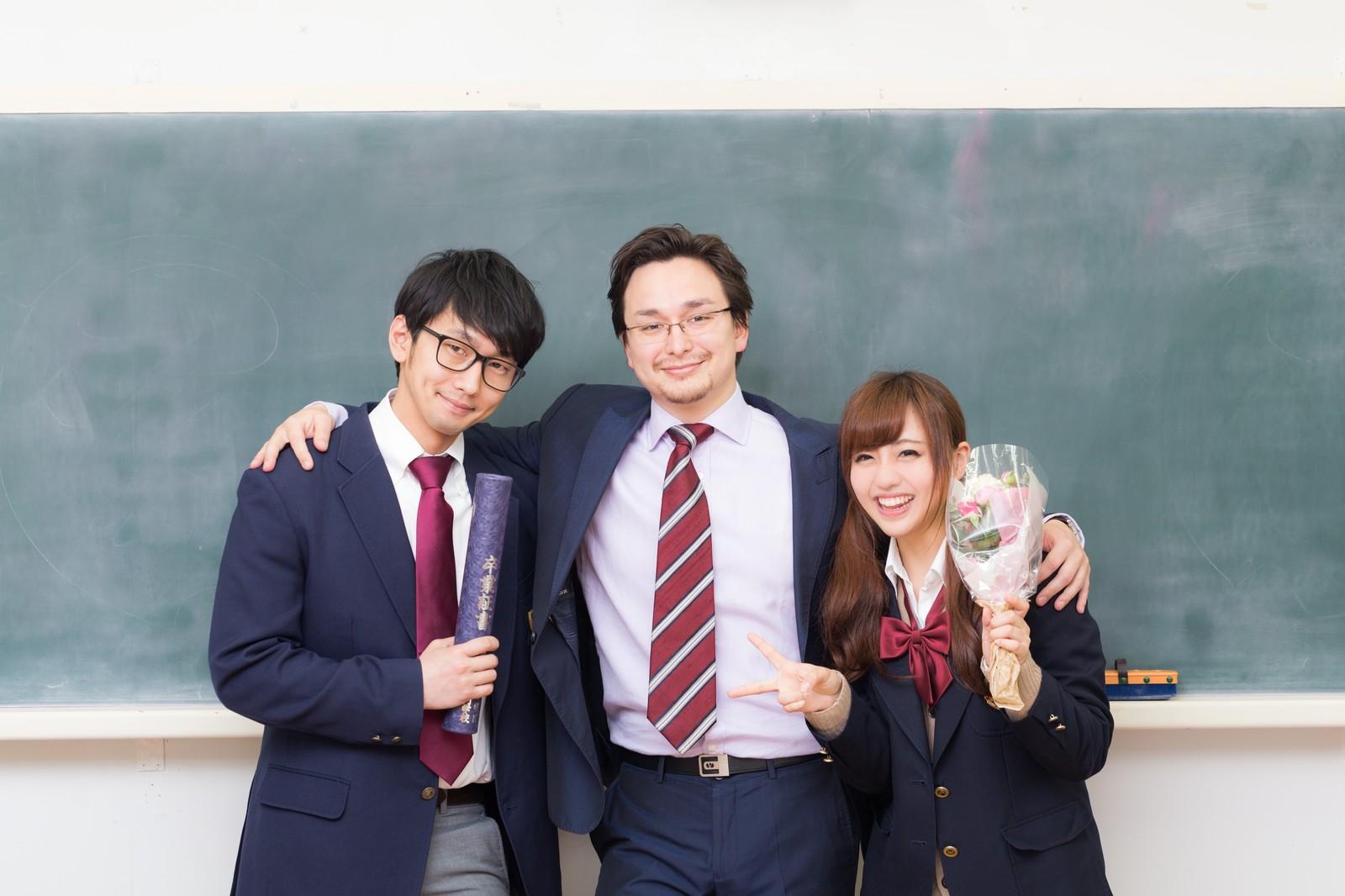 """""""学生時代""""の出会いエピソード"""